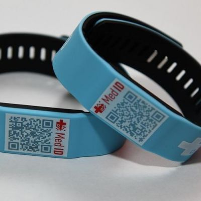 Astana clinics introduce health bracelets with patients' medical records